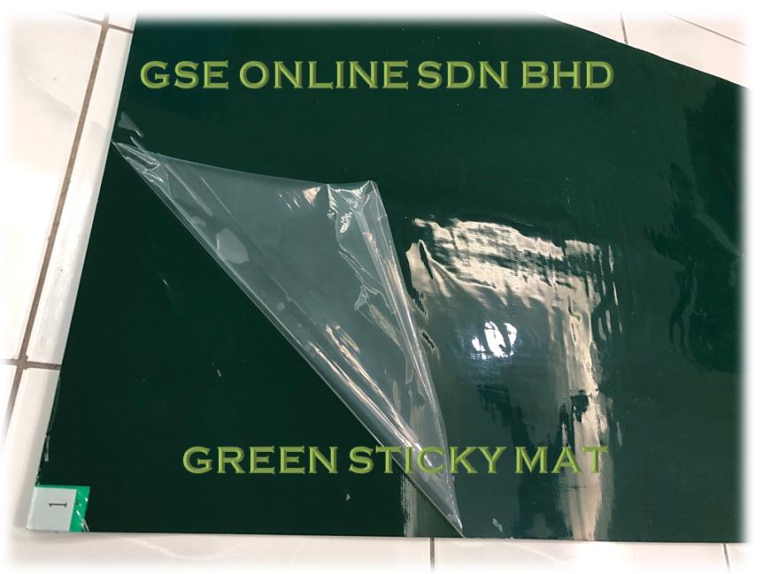 Green Sticky Mat Malaysia