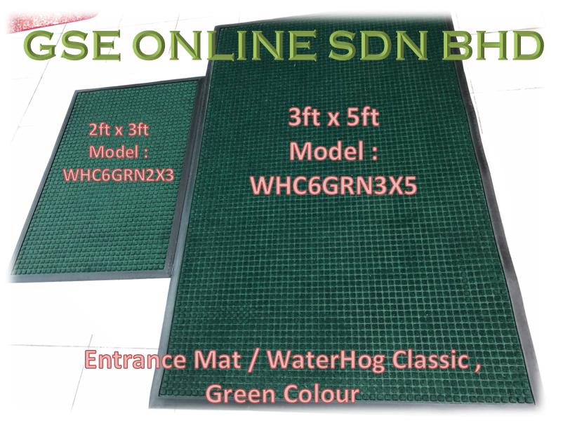 Green entrance mat Malaysia - 2