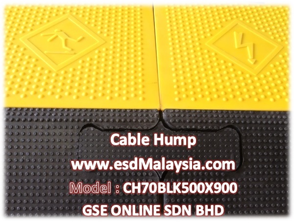 3 Channels Cable Protector Malaysia