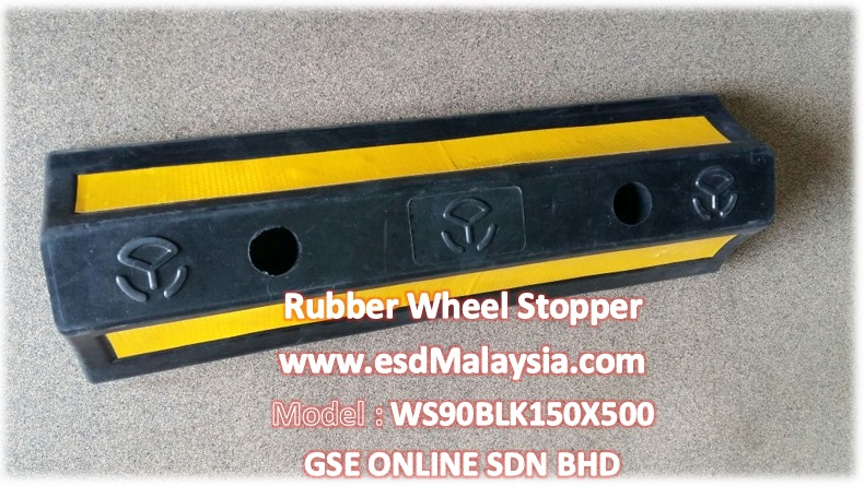 Rubber Car stopper Malaysia