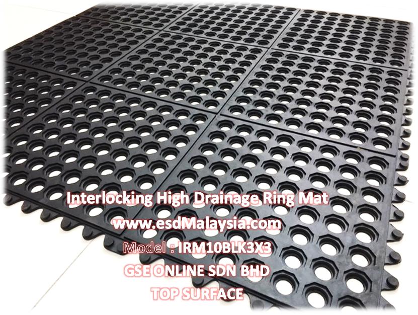 Interlocking drainage mat Malaysia