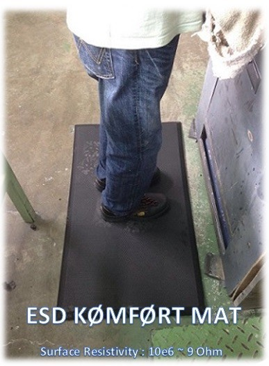 esd standing comfort industrial malaysia