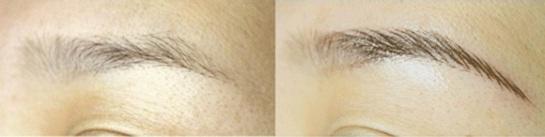 Eyebrow 3D Tattoo