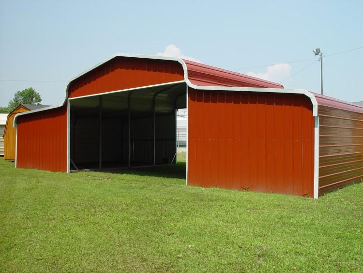 Metal Horse Barns