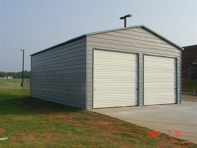 Steel Garage