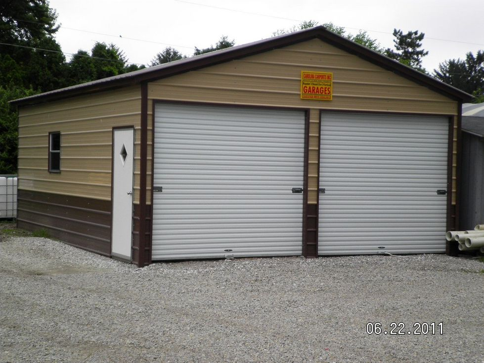 Alabama AL Metal Garages