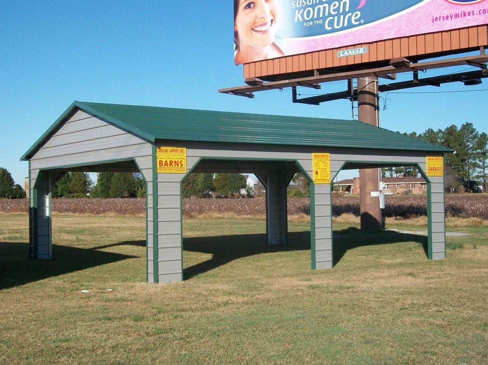 Pavilion Carports