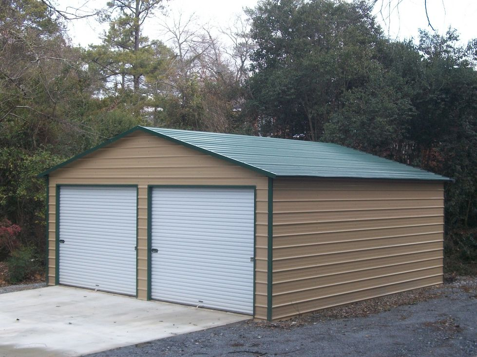 Steel Garages Alabama AL