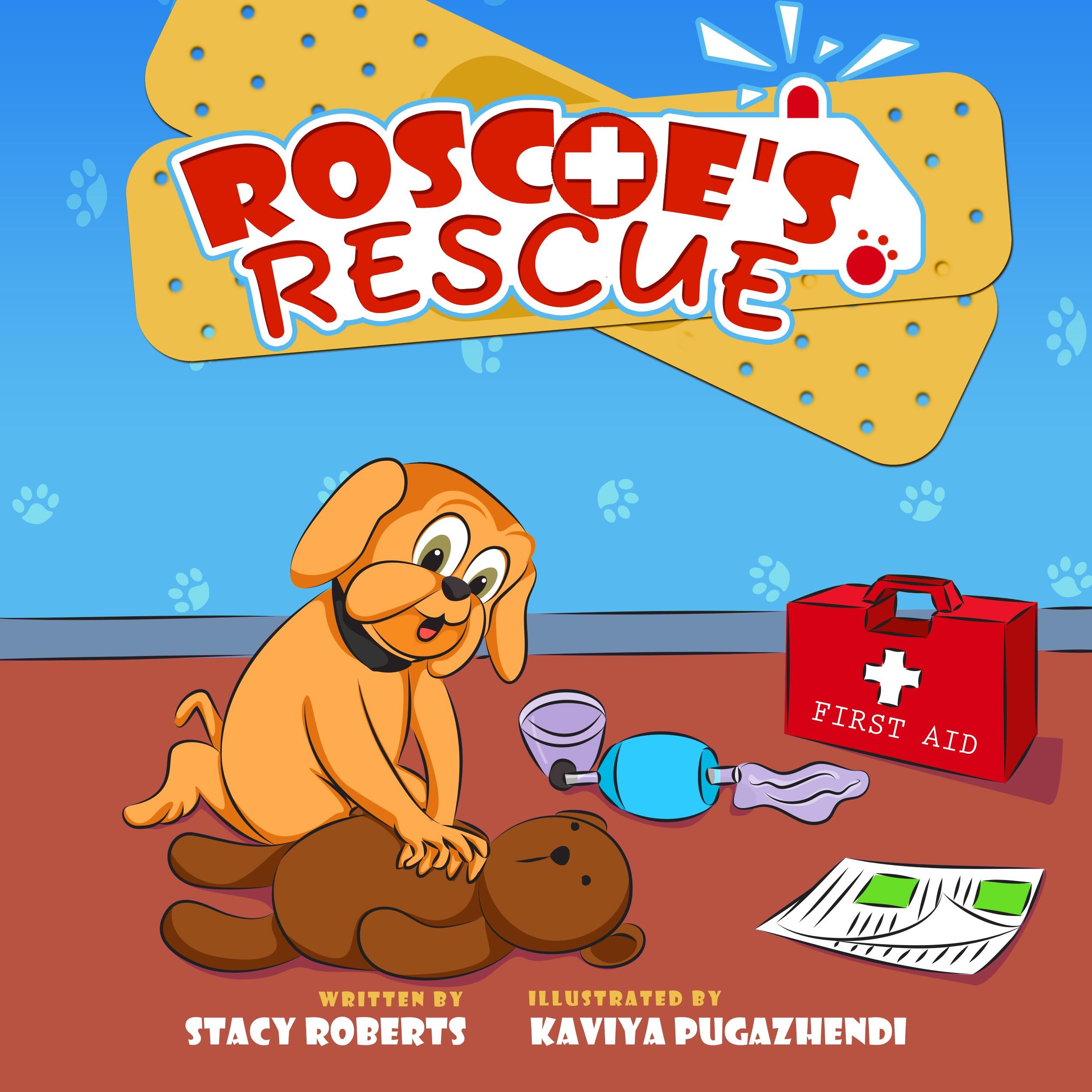 Roscoe's Rescue Cover