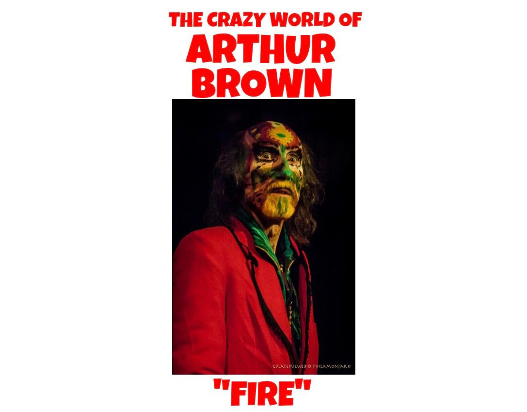 CRAZY BROWN