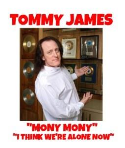 SL TOMMY JAMES