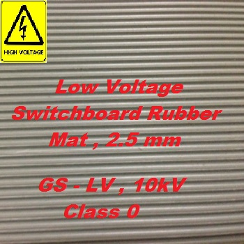 Model : GS-LV Low Voltage Insulation Rubber Mat Indonesia