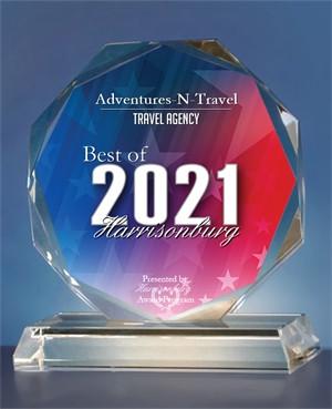 Best travel agency Harrisonburg